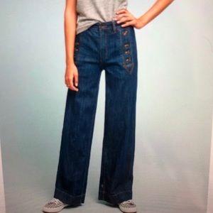 Anthropologie Pilcro &The Letterpress Jeans, Sz 27